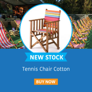 Tennis Chair Cotton